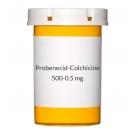Probenecid-Colchicine 500-0.5mg Tablets