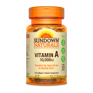 Sundown Naturals Vitamin A 10,000 IU Softgels 100ct