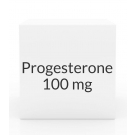 Progesterone 100mg Vaginal Suppositories- 30ct