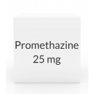 Promethazine 25 mg Suppositories - Pack of 12