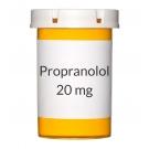 Propranolol 20mg Tablets***MARKET SHORTAGE***TEMPORARY PRICE INCREASE****