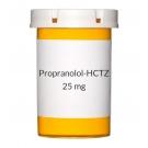 Propranolol-HCTZ 40-25 mg Tablets