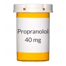 Propranolol 40mg Tablets