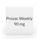 Prozac Weekly 90mg Capsules - Pack of 4 Capsules