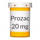 Prozac 20mg Pulvules (Capsules)