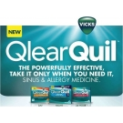 QlearQuil 24 Hour Allergy Relief - 10 Count Box