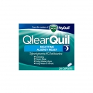 QlearQuil Allergy Nighttime Caplets- 24ct