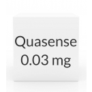 Quasense 0.15 - 0.03mg - 91 Tablet Pack