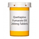 Quetiapine Fumarate ER 200mg Tablets