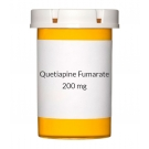Quetiapine Fumarate 200mg Tablets
