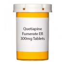 Quetiapine Fumerate ER 300mg Tablets