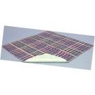 Quik Sorb 34x36 Plaid Reusable Underpad C2012