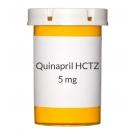 Quinapril HCTZ 10-12.5 mg Tablets