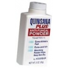 Quinsana Plus Antifungal Foot Powder - 3 Ounce