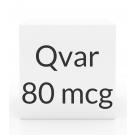 Qvar 80mcg Aerosol Inhaler (8.7 g)