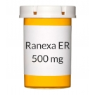 Ranexa ER 500mg Tablets