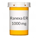 Ranexa ER 1000mg Tablets