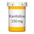 Ranitidine 150 mg Tablets (Generic Prescription Strength Zantac)