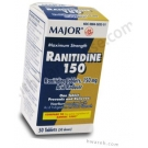 Ranitidine 150mg - 50 Tablets