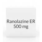 Ranolazine ER 500mg Tablets