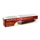 Advocate Red Dot Lancing Device
