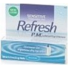 Refresh PM Sensitive Lubricant Eye Ointment - 0.12 oz tube