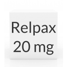 Relpax 20mg - 6 Tablet Pack