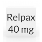 Relpax 40mg - 6 Tablet Pack