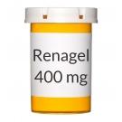 Renagel 400mg Tablets