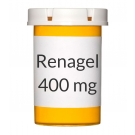 Renagel 400mg Tablets