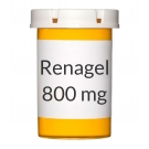 Renagel 800mg Tablets