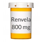 Renvela 800mg Tablets