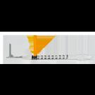 EasyTouch® Retractable Safety Syringe w/Fixed Needle, 25 Gauge, 1cc, 1