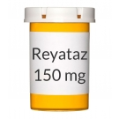 Reyataz 150mg Capsules - 60 Count Bottle