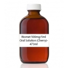 Riomet 500mg/5ml Oral Solution (Cherry)- 473ml