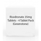 Risedronate 35mg Tablets - 4 Tablet Pack (Greenstone)