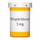Risperidone 1mg Tablets (Generic Risperdal)