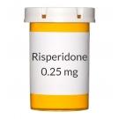 Risperidone 0.25mg Tablets