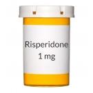 Risperidone 1mg Tablets