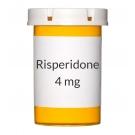 Risperidone 4mg Tablets
