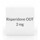 Risperidone ODT 2 mg Orally Dispersable Tablets - Pack of 28 Tablets