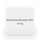 Rizatriptan Benzoate ODT 10 mg Tablets (Generic Maxalt MLT) - 18 Tablet Pack