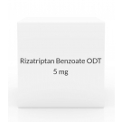 Rizatriptan Benzoate ODT 5mg Tablets - 3 Tablet Pack