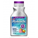 Rolaids Ultra Strength Tablets Fruit - 72ct