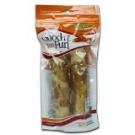 Healthy Hide Good N Fun 2-Pack Pork/Beef and Chicken Rolls Treat, 7in- 2ct