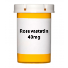 Rosuvastatin 40mg Tablets