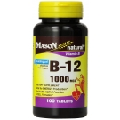 Vitamin B-12 1000mg Sublingal Tablets
