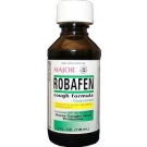 Major Robafen Syrup 4 oz