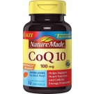 Nature Made Coq10, 100mg, Liquid Softgels 72ct
