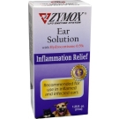 Zymox Otic Enzymatic Solution with Hydrocortisone- 1.25oz